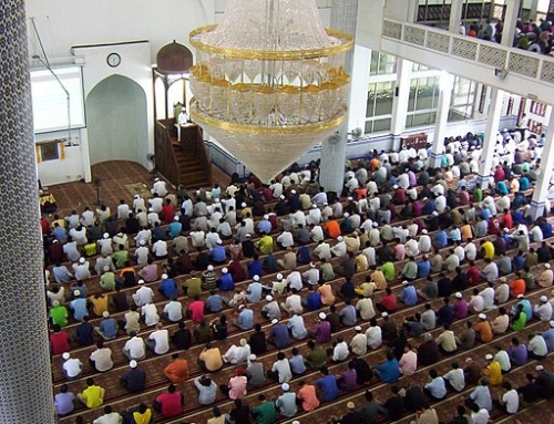 Different Friday Prayer Venue for 19/2/2021